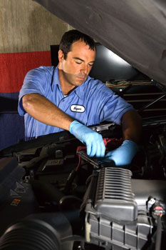 Mechanic - Contact our Magnolia, Texas, auto repair shop for automotive services, including brake repair and manual transmission work.